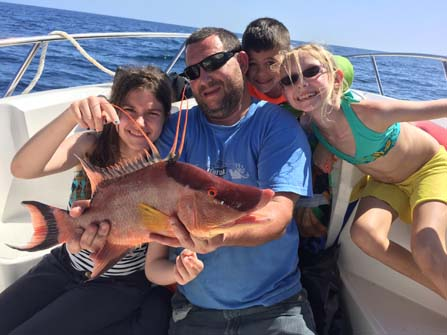 Tampa Fishing Charter Pictures 3