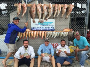 fishing charters tampa bay