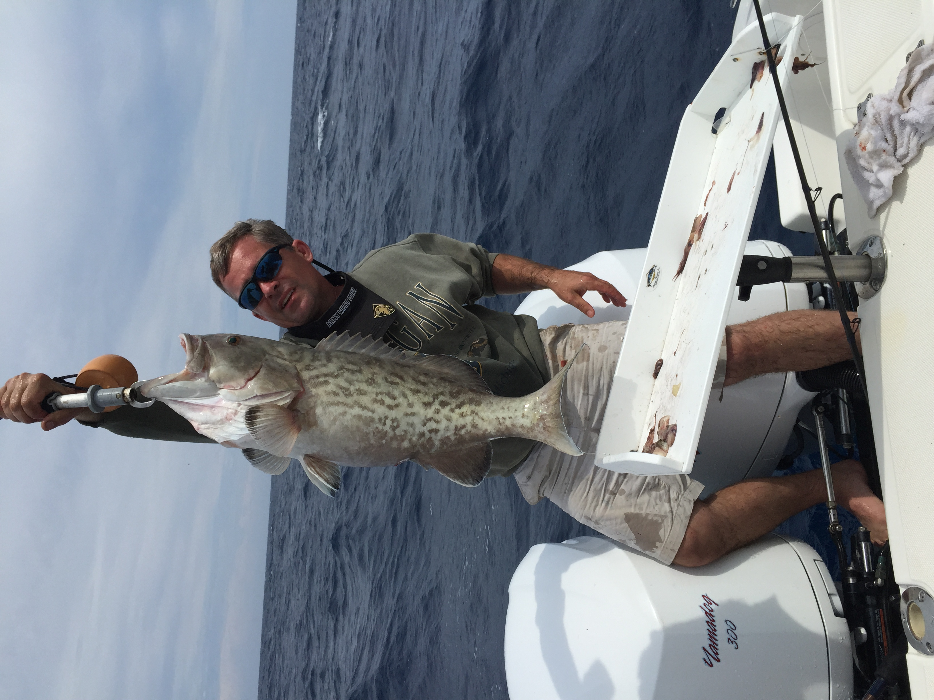 Best fishing charter tampa bay offshore fishing for Tampa deep sea fishing charters