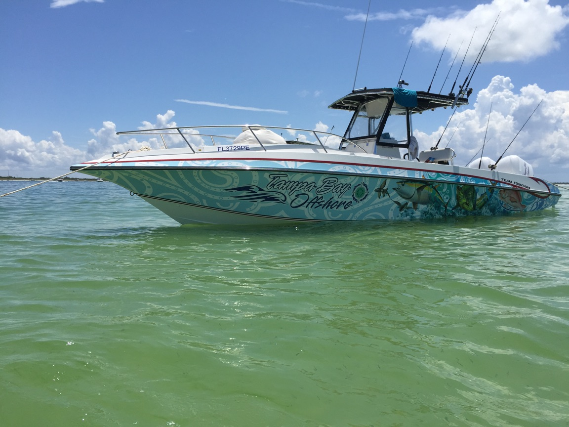 tbof formula boat