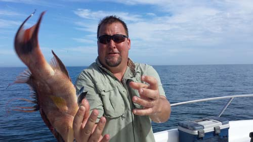 Tampa Fishing Charter Pictures 2